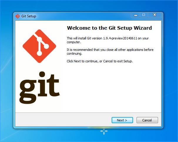 msysGit Installer
